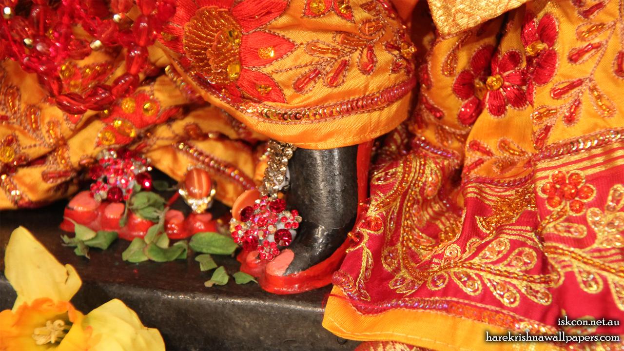 Sri Vallabh Feet Wallpaper (002) Size 1280x720 Download