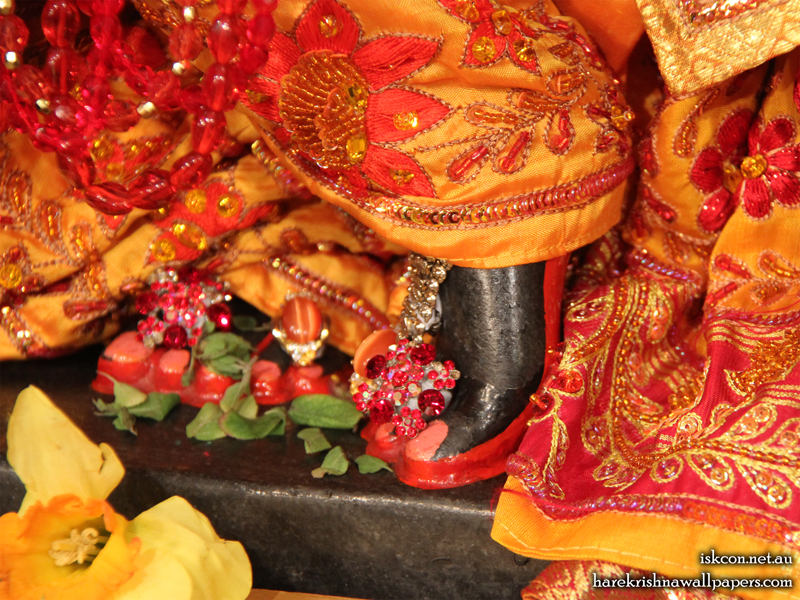 Sri Vallabh Feet Wallpaper (002) Size 800x600 Download