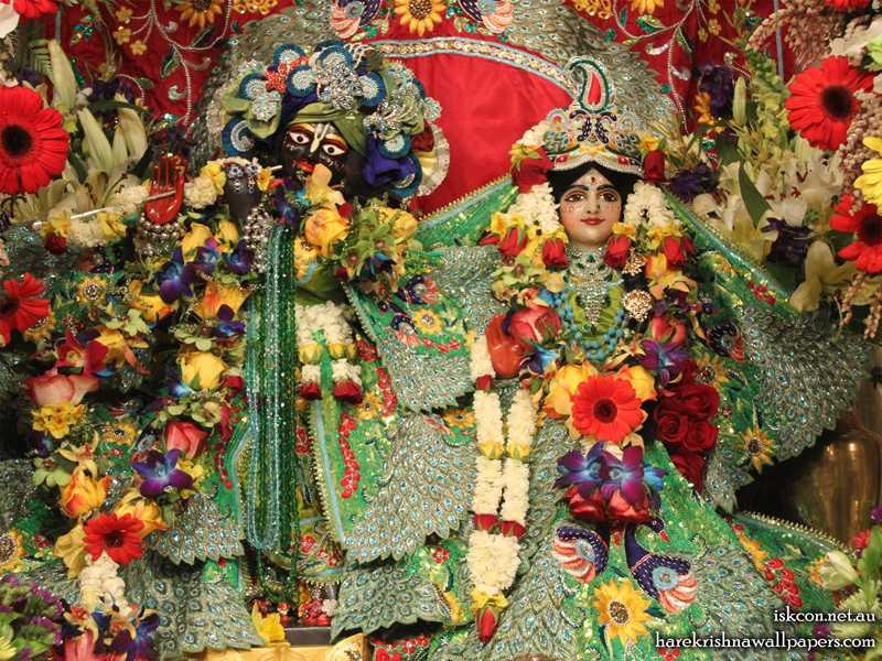 Sri Sri Radha Vallabh Wallpaper (003)