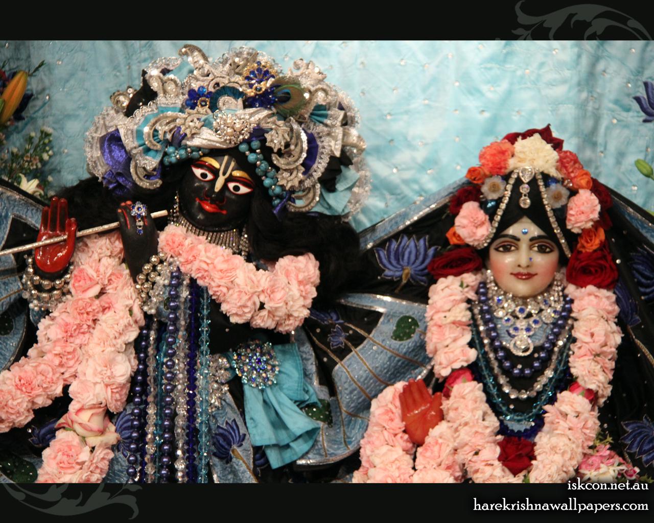Sri Sri Radha Vallabh Close up Wallpaper (003) Size 1280x1024 Download