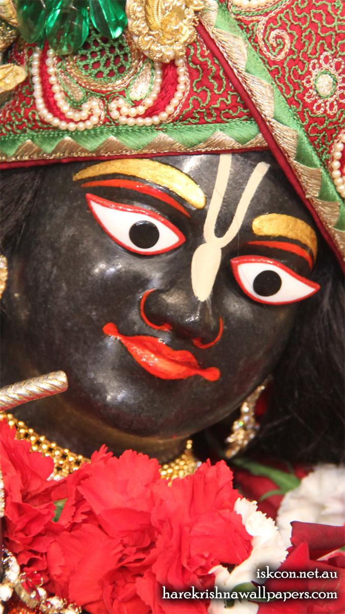 Sri Vallabh Close up Wallpaper (004) Size 675x1200 Download