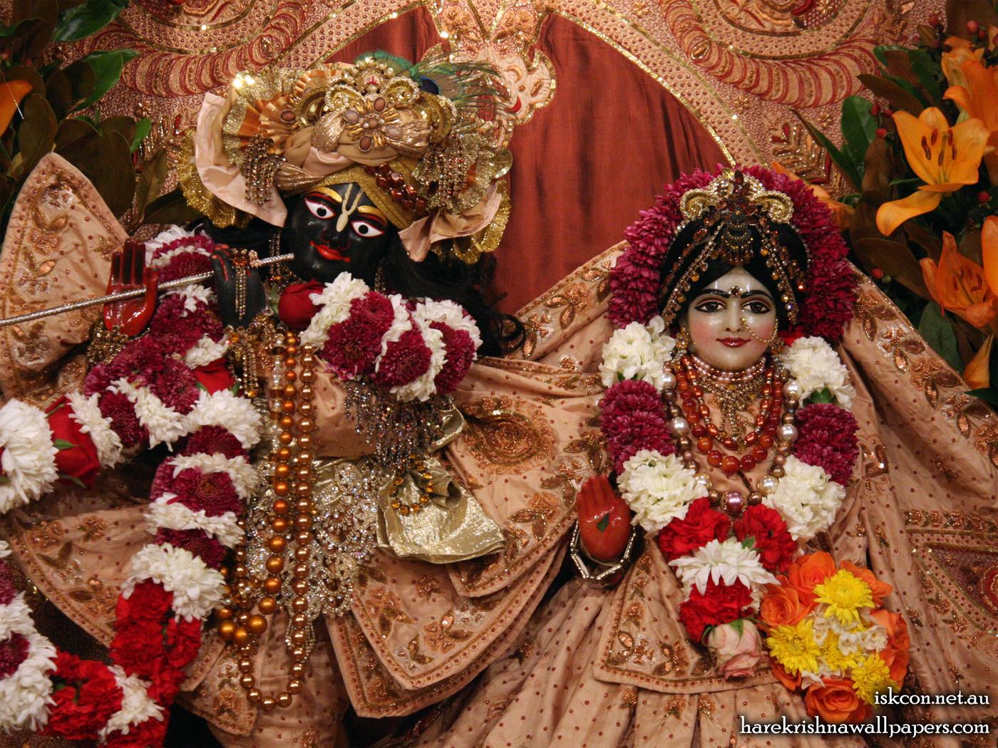 Sri Sri Radha Vallabh Close up Wallpaper (006) Size 1400x1050 Download