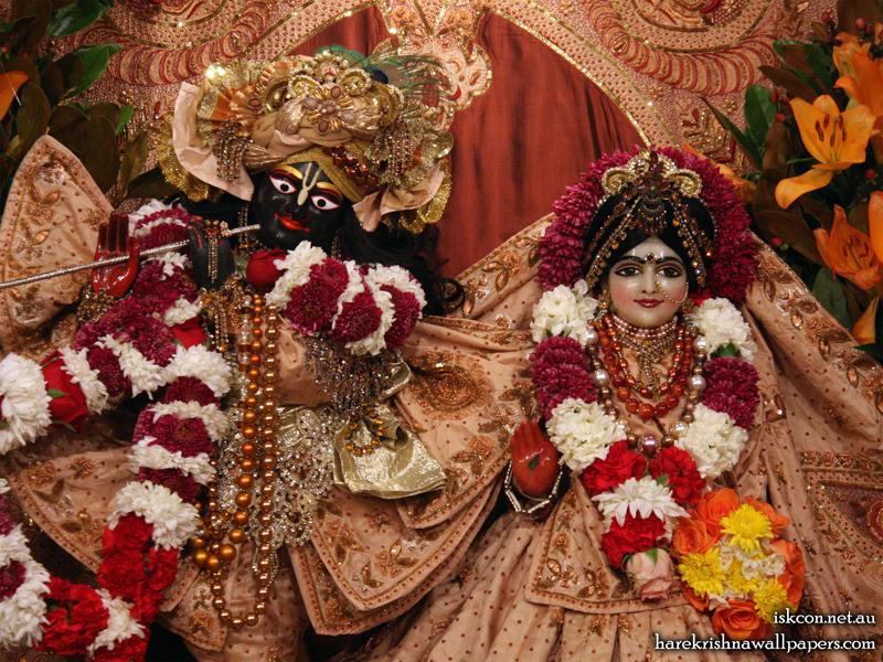 Sri Sri Radha Vallabh Close up Wallpaper (006) Size 800x600 Download