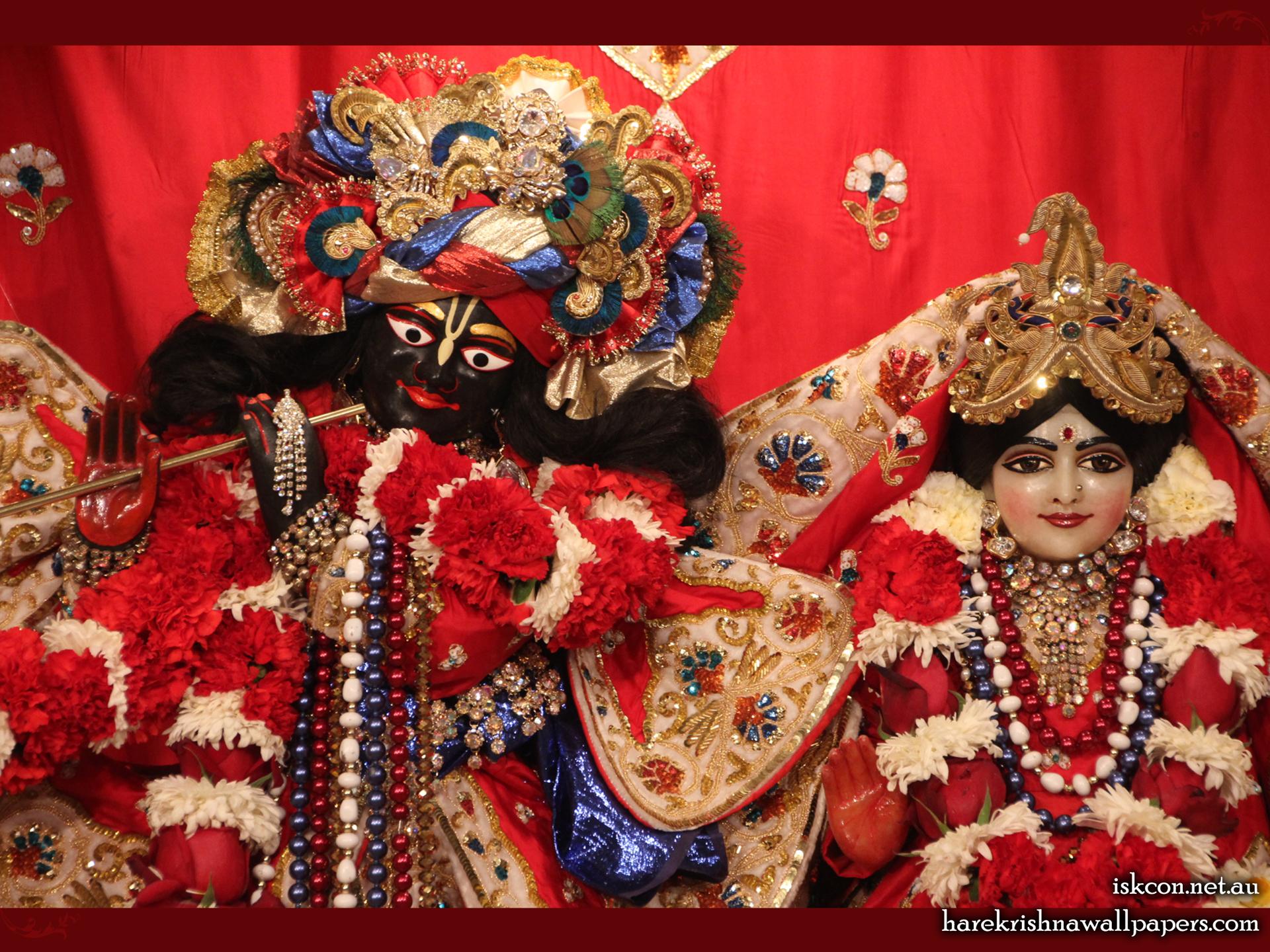 Sri Sri Radha Vallabh Close up Wallpaper (007) Size 1920x1440 Download