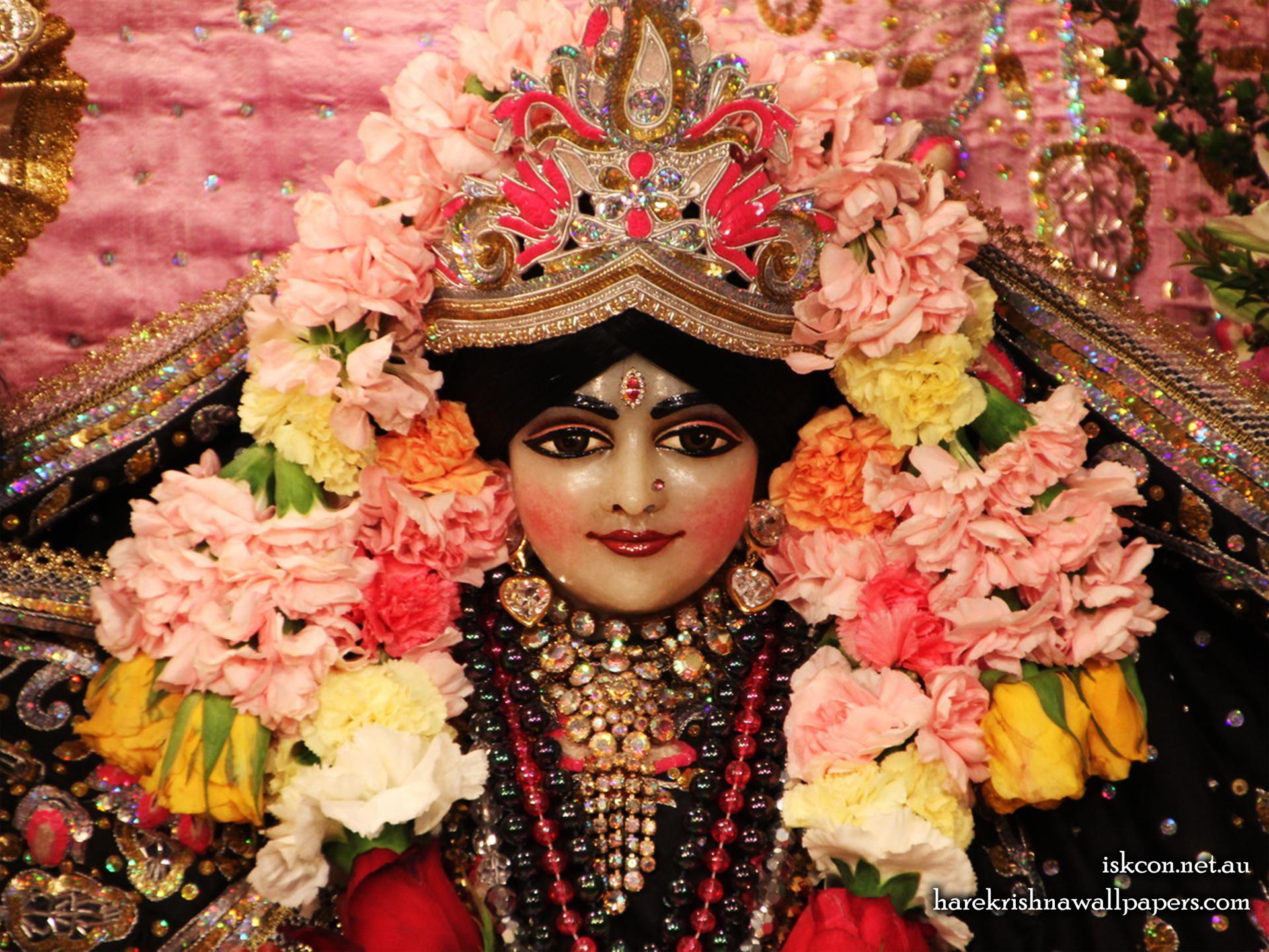 Sri Radha Close up Wallpaper (015) Size 1920x1440 Download