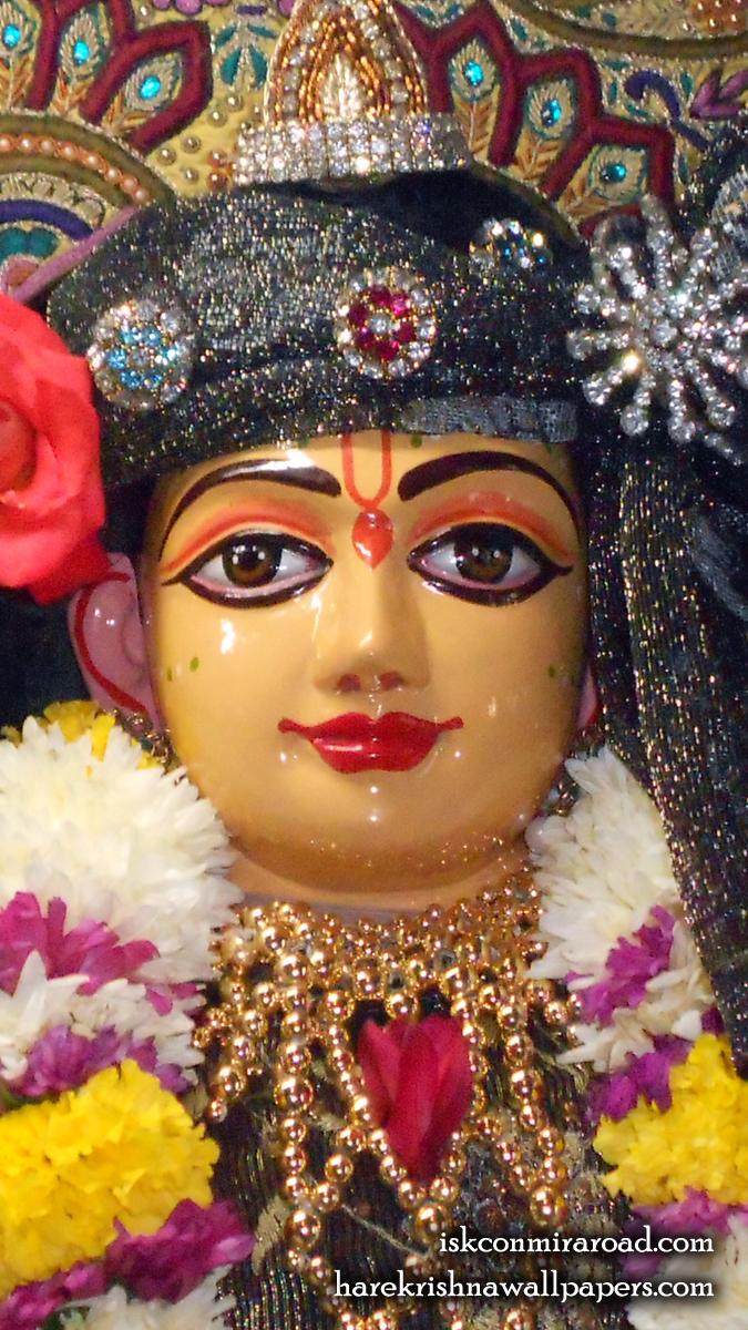 Sri Gaura Close up Wallpaper (001) Size 675x1200 Download