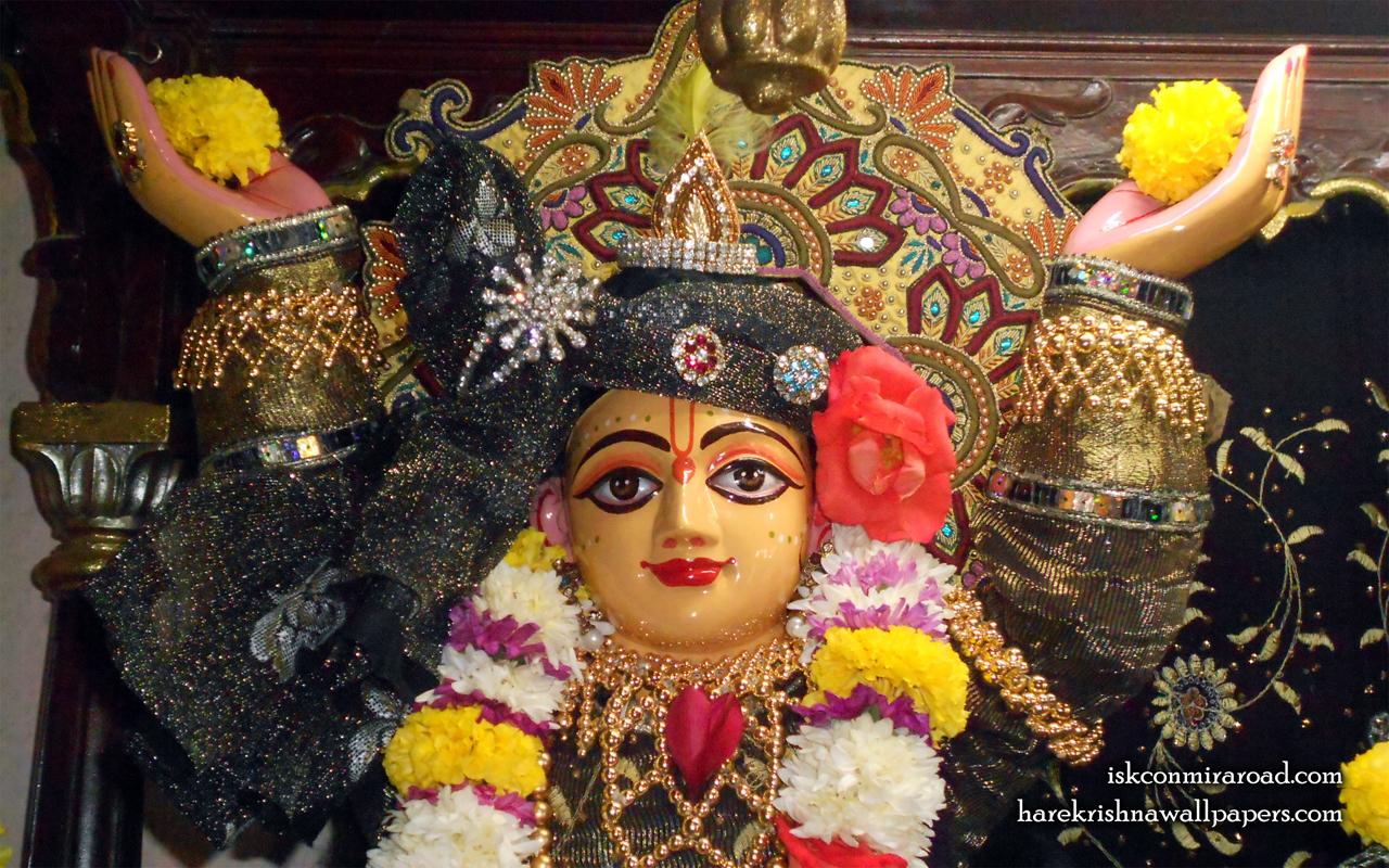 Sri Nitai Close up Wallpaper (001) Size 1280x800 Download