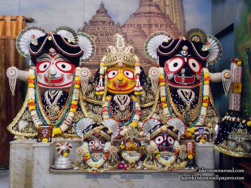 Jagannath Baldeva Subhadra Wallpaper (002)