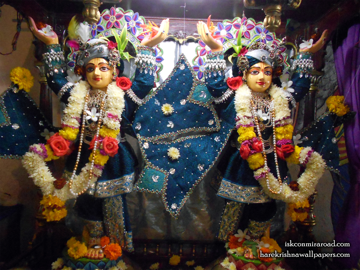 Sri Sri Gaura Nitai Wallpaper (002) Size 1200x900 Download