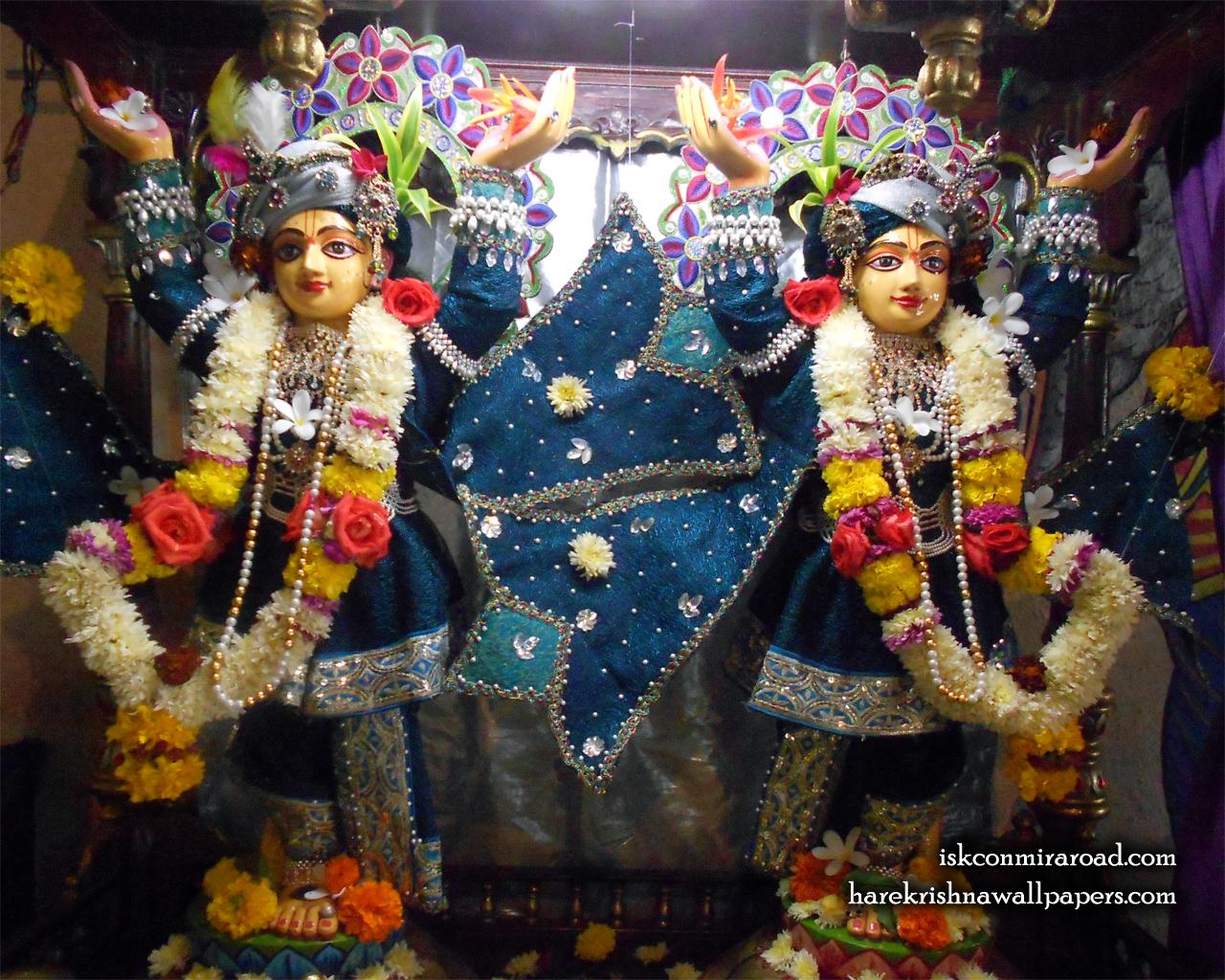 Sri Sri Gaura Nitai Wallpaper (002) Size 1280x1024 Download
