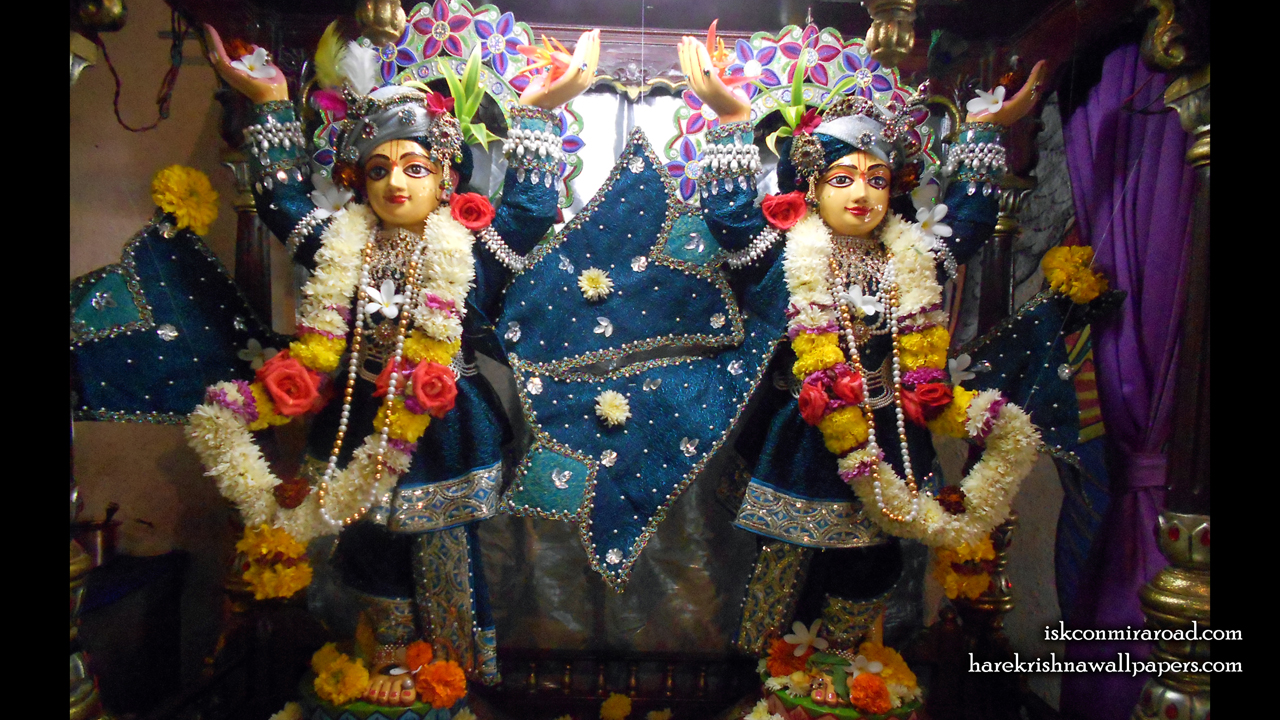 Sri Sri Gaura Nitai Wallpaper (002) Size 1280x720 Download