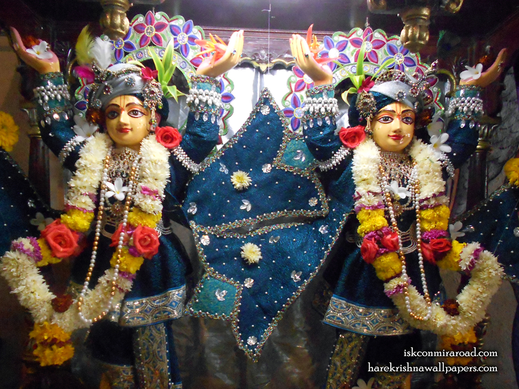 Sri Sri Gaura Nitai Close up Wallpaper (002) Size 1024x768 Download