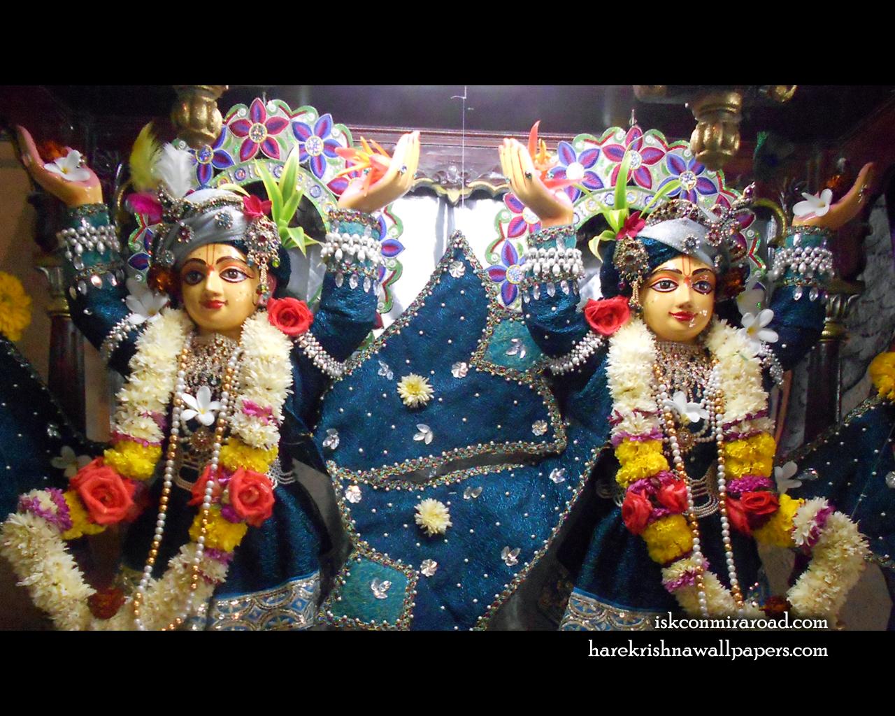 Sri Sri Gaura Nitai Close up Wallpaper (002) Size 1280x1024 Download