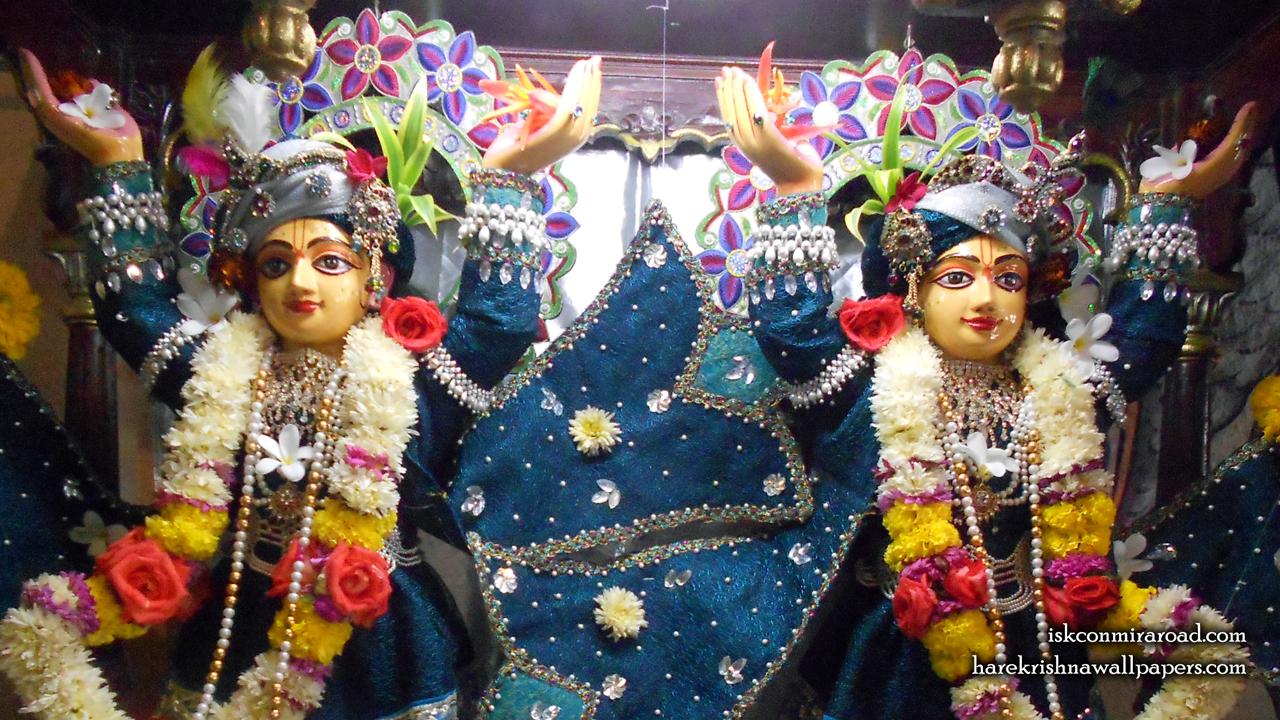 Sri Sri Gaura Nitai Close up Wallpaper (002) Size 1280x720 Download