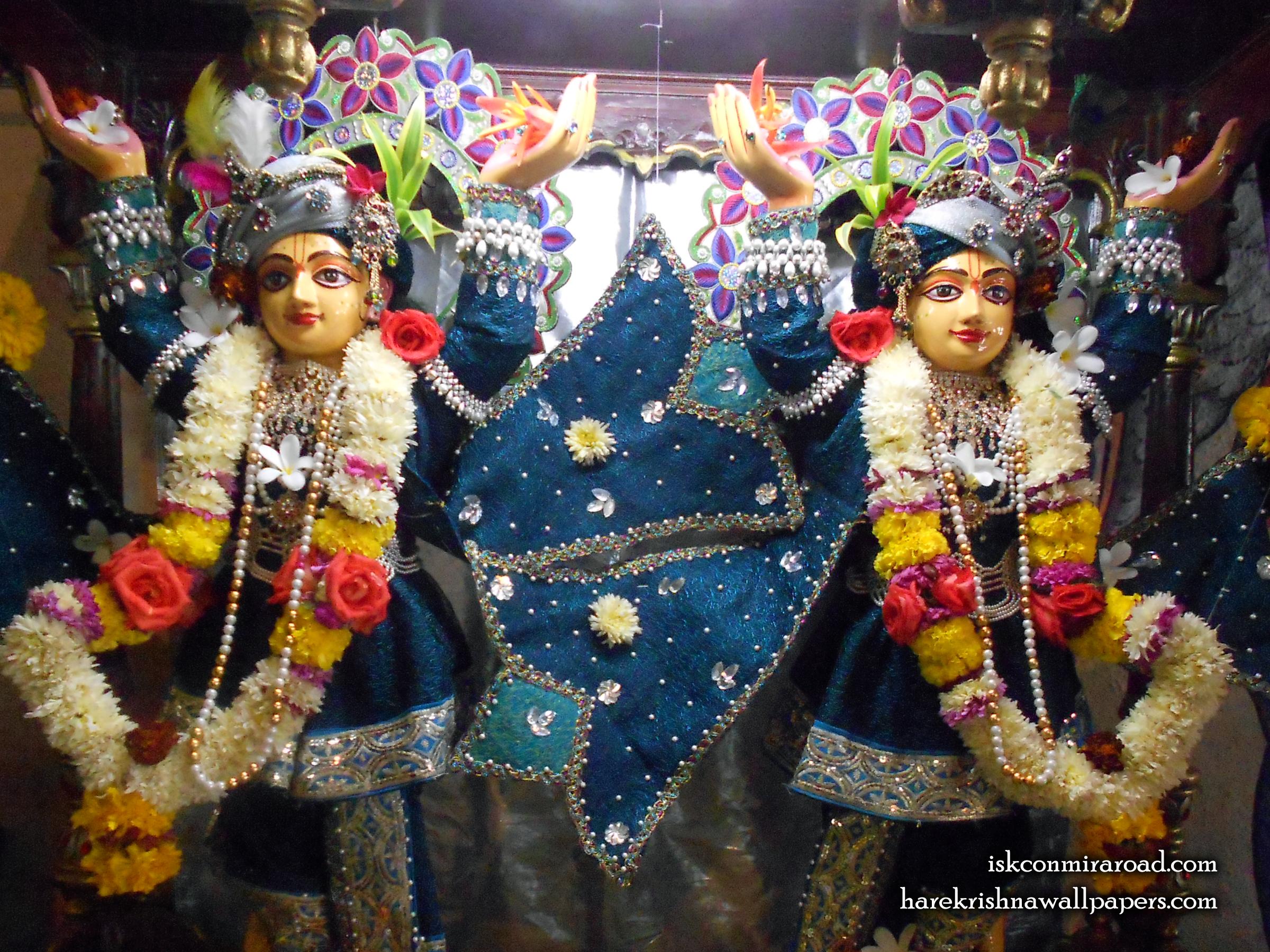 Sri Sri Gaura Nitai Close up Wallpaper (002) Size 2400x1800 Download