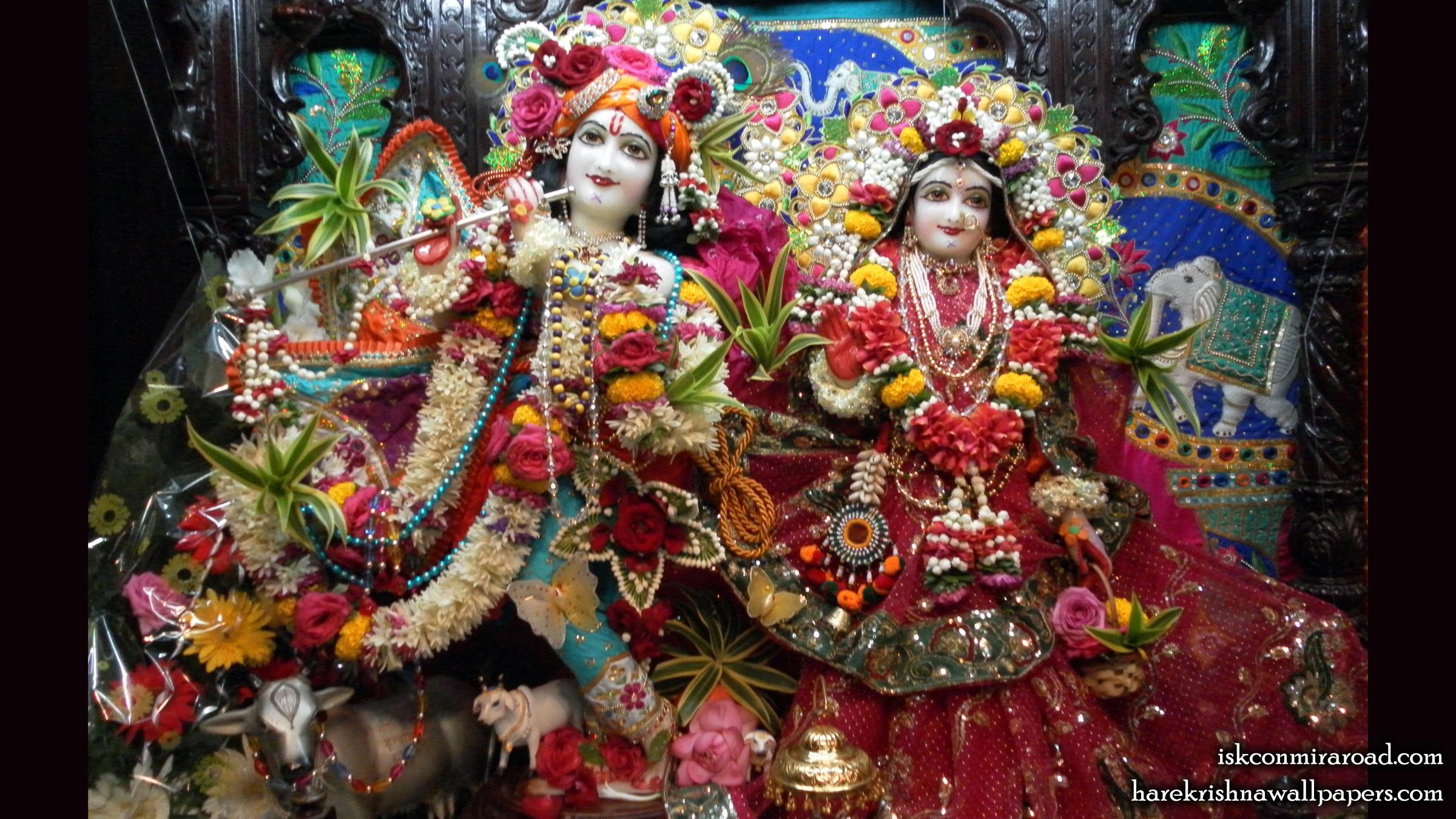 Sri Sri Radha Giridhari Wallpaper (002) Size 2400x1350 Download