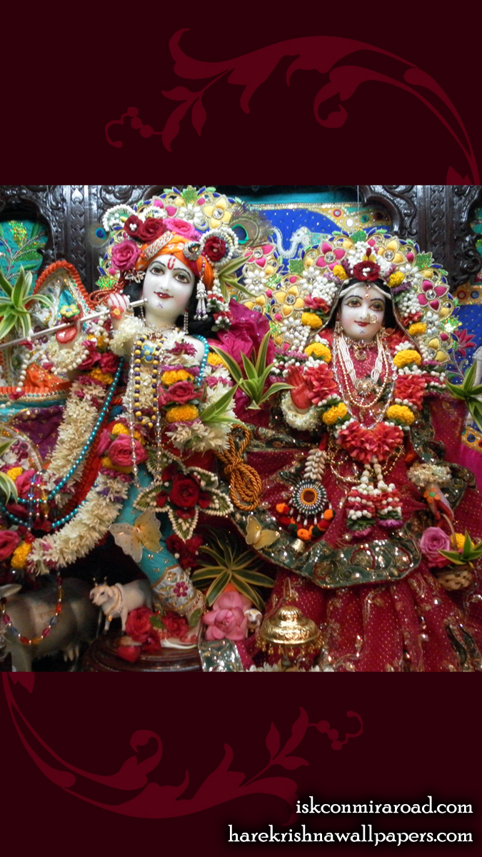 Sri Sri Radha Giridhari Wallpaper (002) Size 675x1200 Download