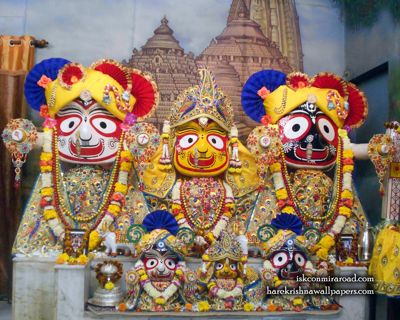 Jagannath Baladeva Subhadra Wallpaper (003) Size 1280x1024 Download