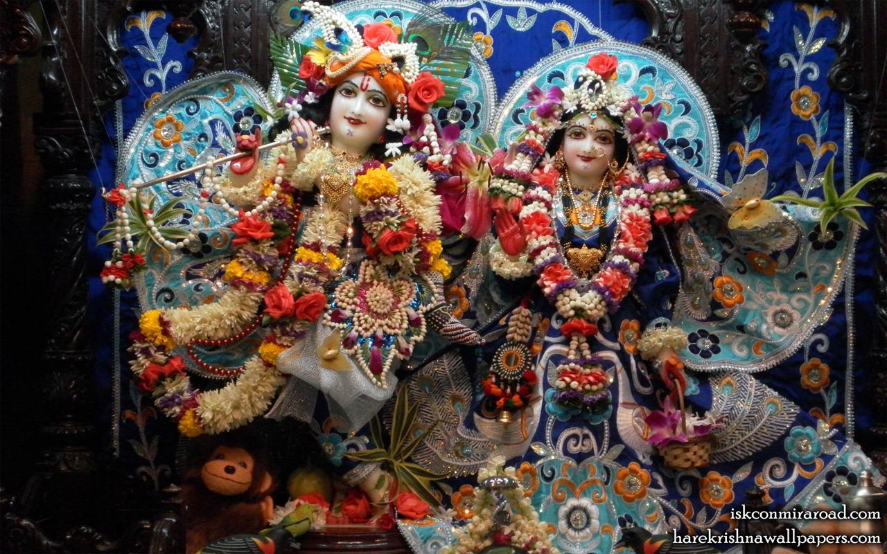 Sri Sri Radha Giridhari Wallpaper (004) Size 1280x800 Download