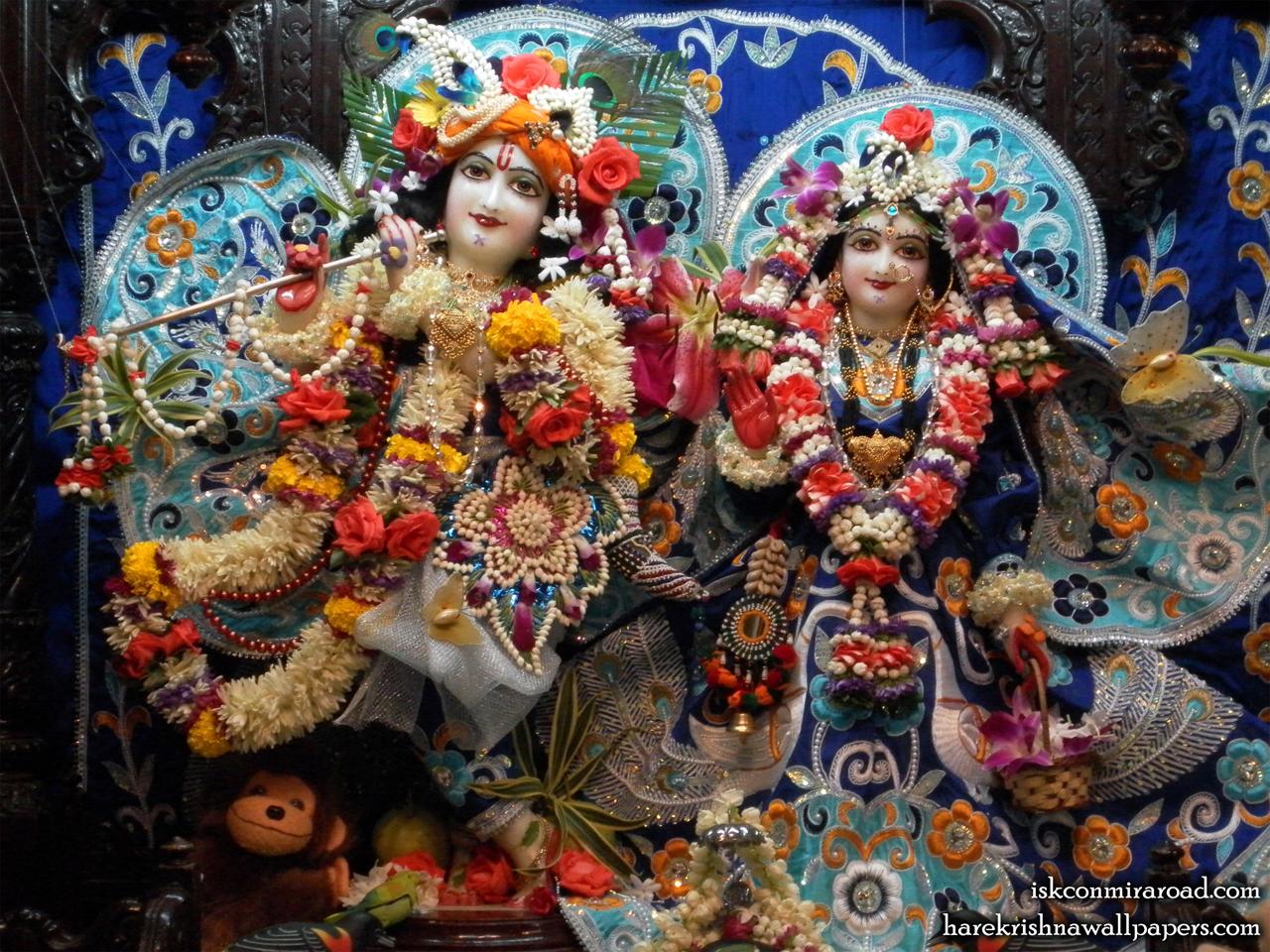 Sri Sri Radha Giridhari Wallpaper (004) Size 1280x960 Download