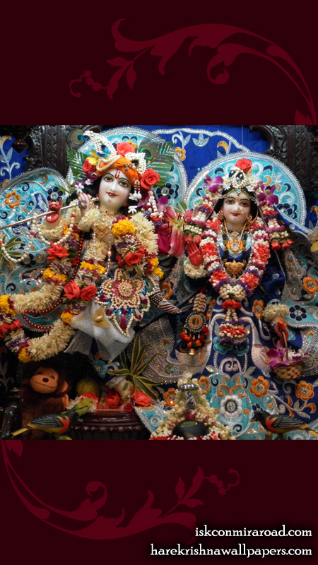 Sri Sri Radha Giridhari Wallpaper (004) Size 450x800 Download