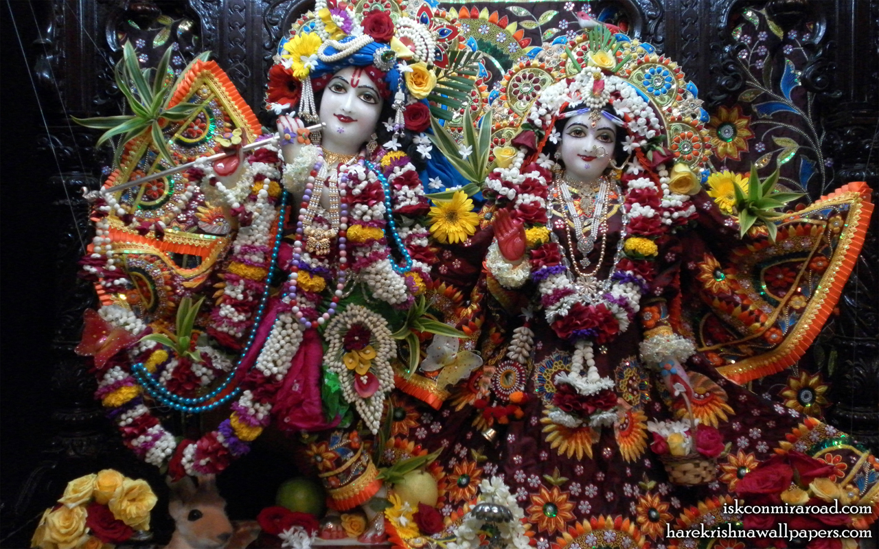 Sri Sri Radha Giridhari Wallpaper (005) Size 1280x800 Download