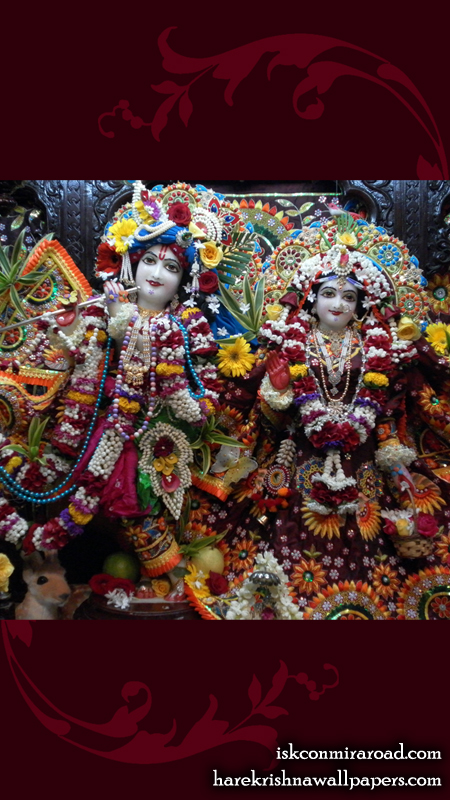 Sri Sri Radha Giridhari Wallpaper (005) Size 450x800 Download