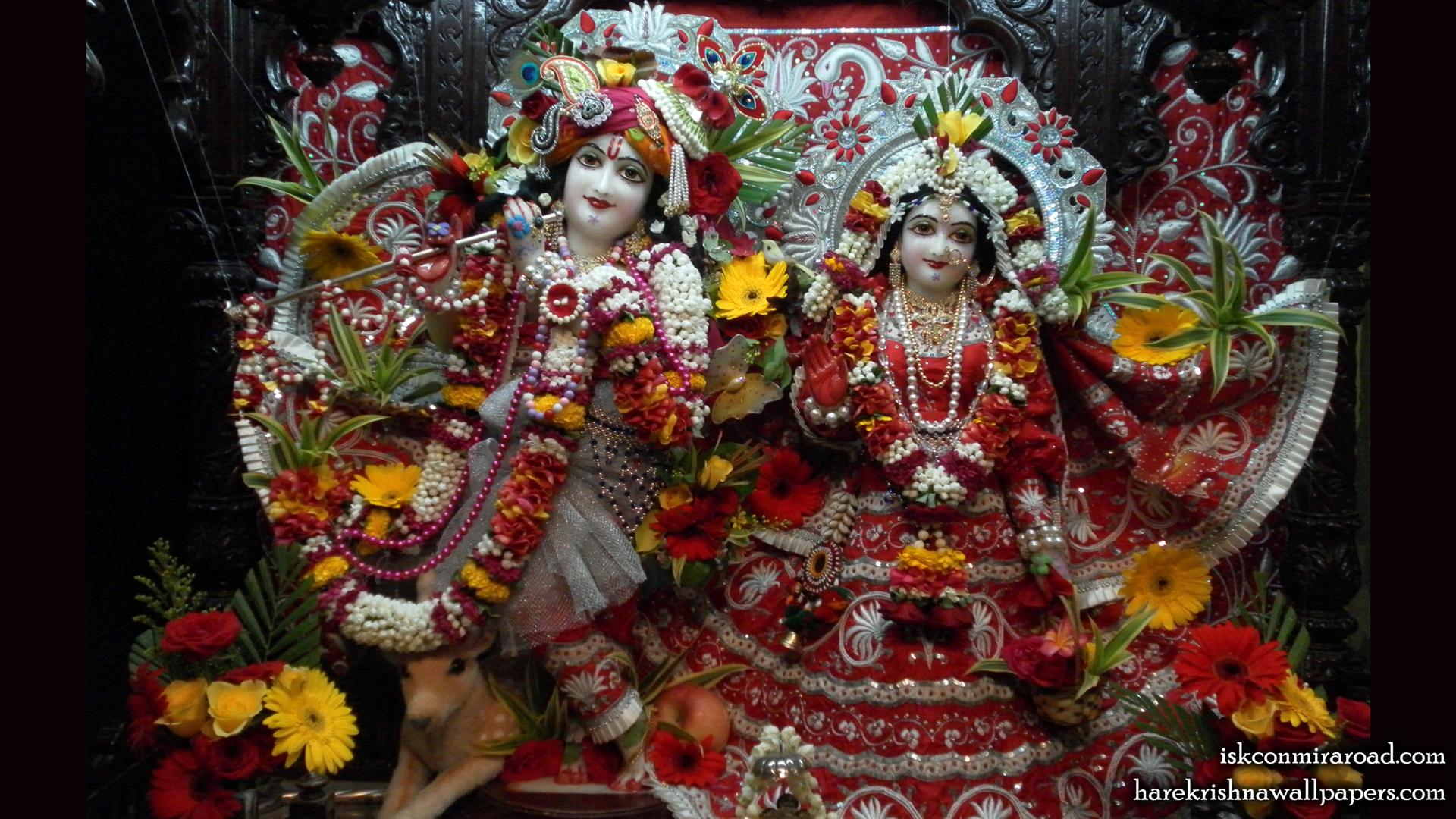 Sri Sri Radha Giridhari Wallpaper (006) Size 1920x1080 Download