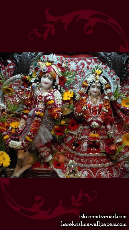 Sri Sri Radha Giridhari Wallpaper (006) Size 450x800 Download