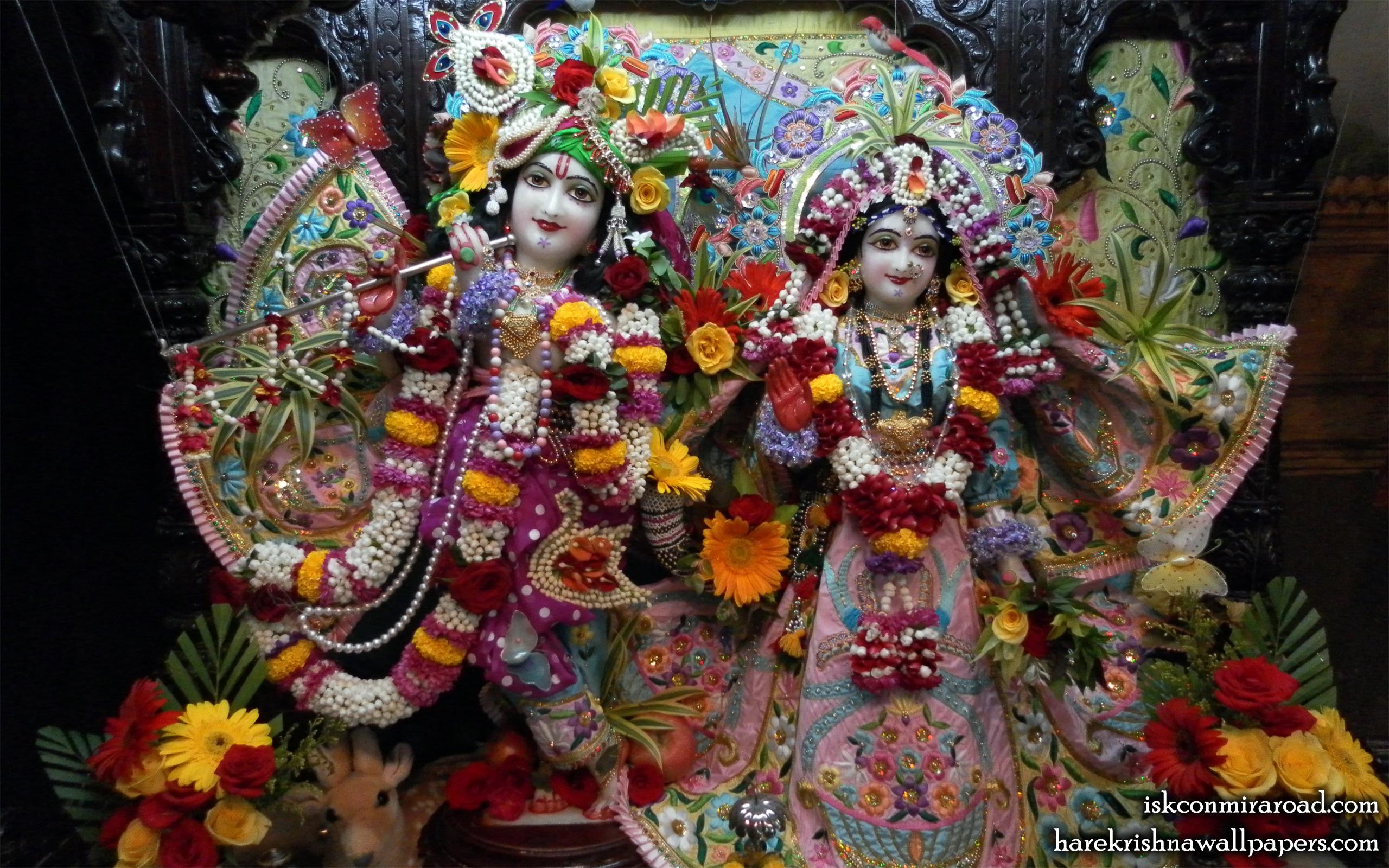 Sri Sri Radha Giridhari Wallpaper (007) Size 2560x1600 Download
