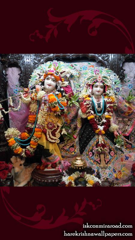 Sri Sri Radha Giridhari Wallpaper (010) Size 450x800 Download