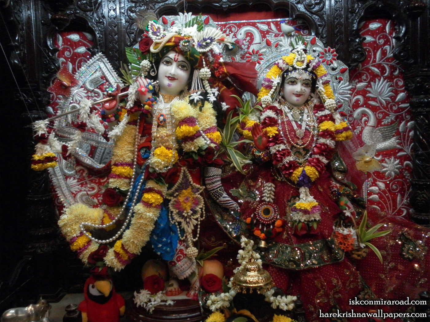 Sri Sri Radha Giridhari Wallpaper (011) Size 1400x1050 Download