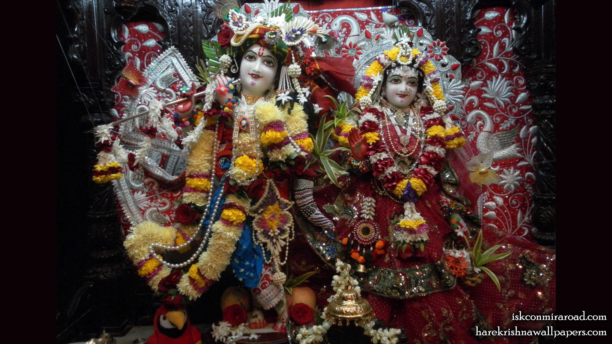 Sri Sri Radha Giridhari Wallpaper (011) Size 2400x1350 Download