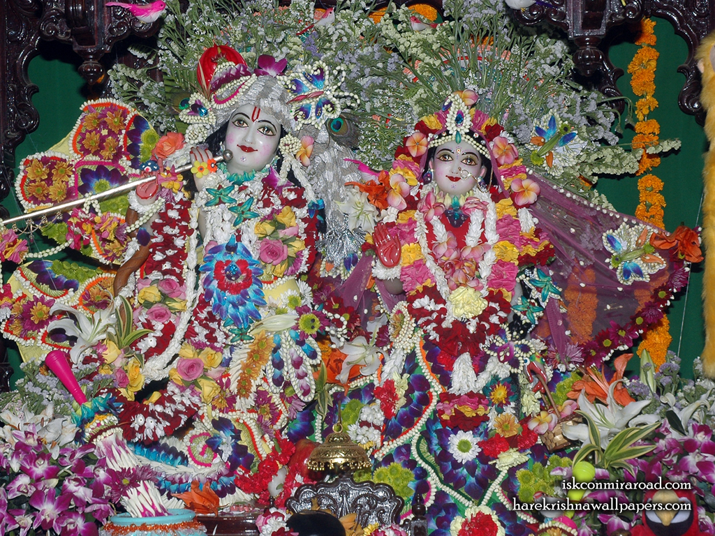 Sri Sri Radha Giridhari Wallpaper (012) Size 1024x768 Download