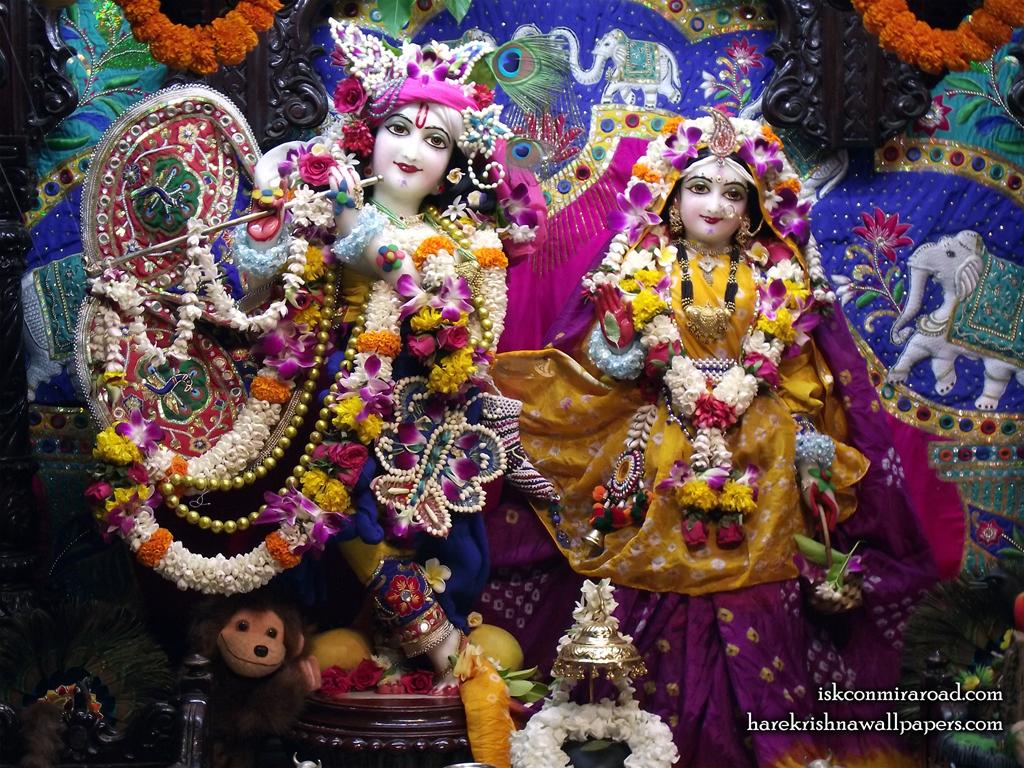 Sri Sri Radha Giridhari Wallpaper (013) Size 1024x768 Download