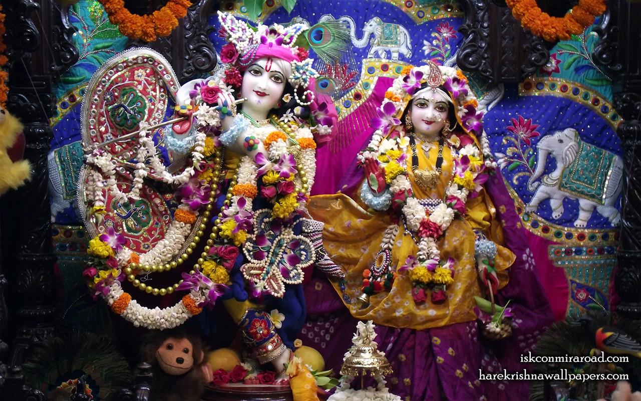 Sri Sri Radha Giridhari Wallpaper (013) Size 1280x800 Download