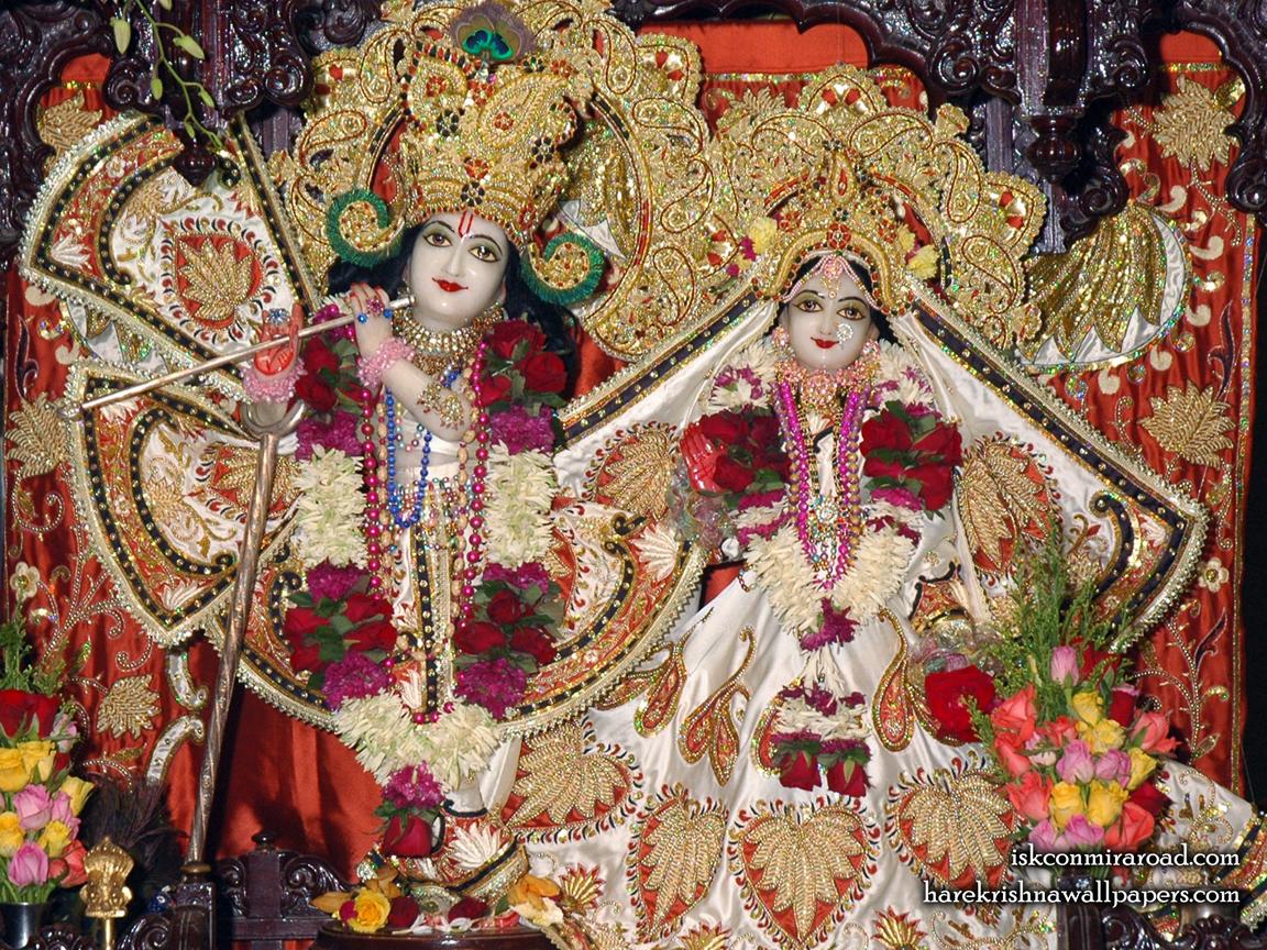 Sri Sri Radha Giridhari Wallpaper (015) Size 1152x864 Download