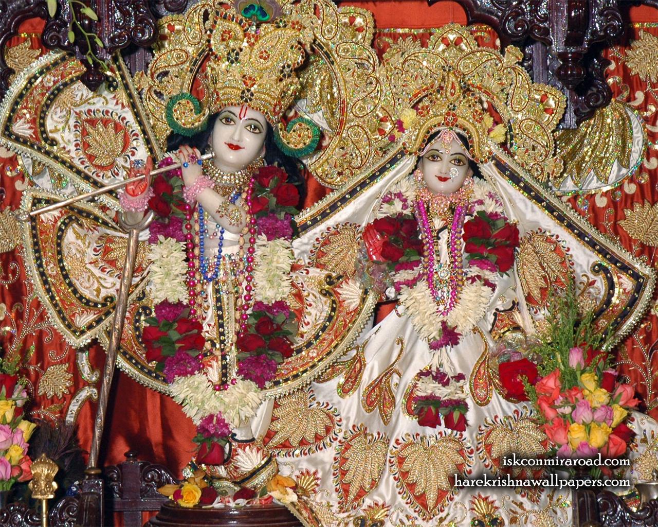 Sri Sri Radha Giridhari Wallpaper (015) Size 1280x1024 Download