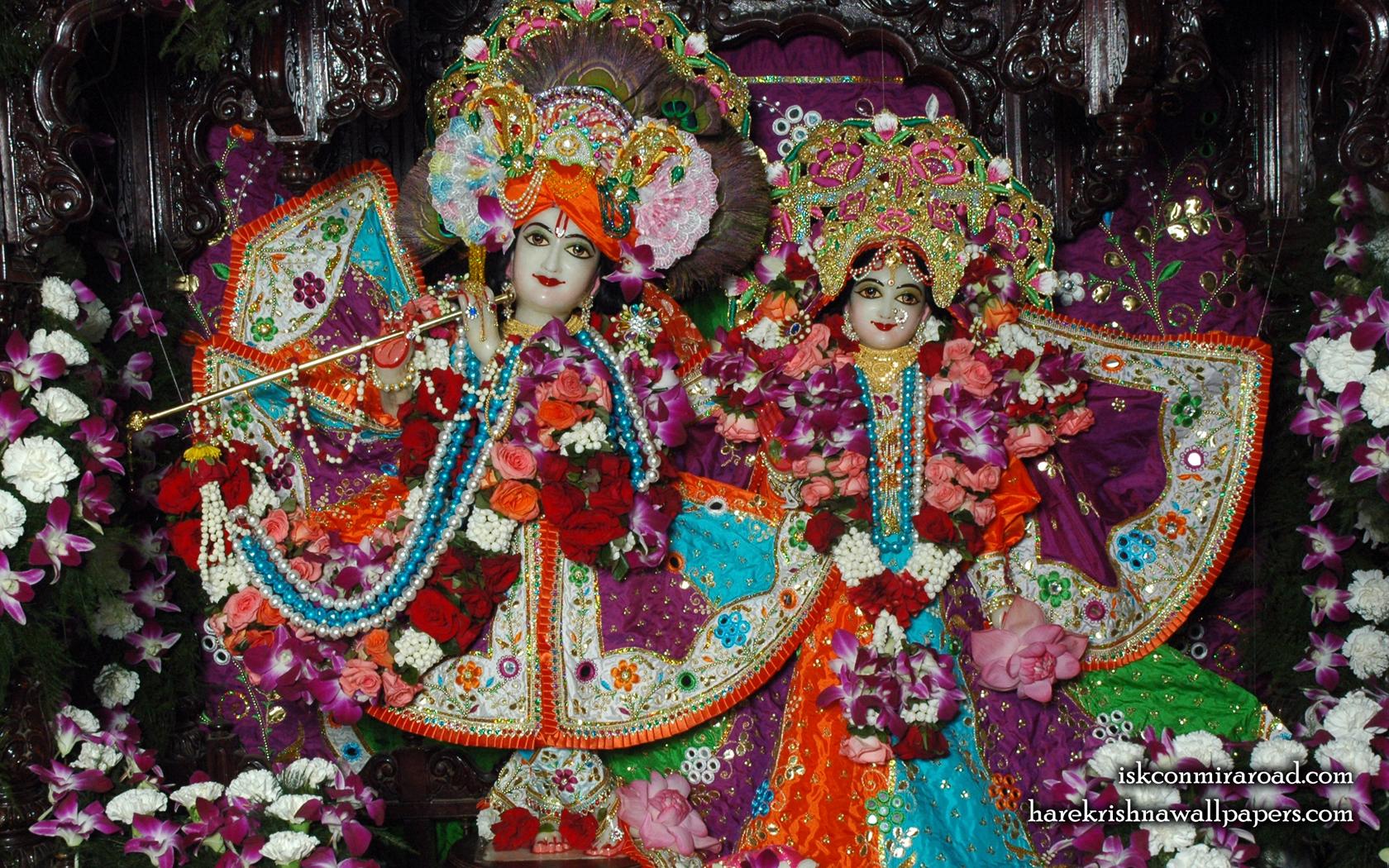 Sri Sri Radha Giridhari Wallpaper (016) Size 1680x1050 Download