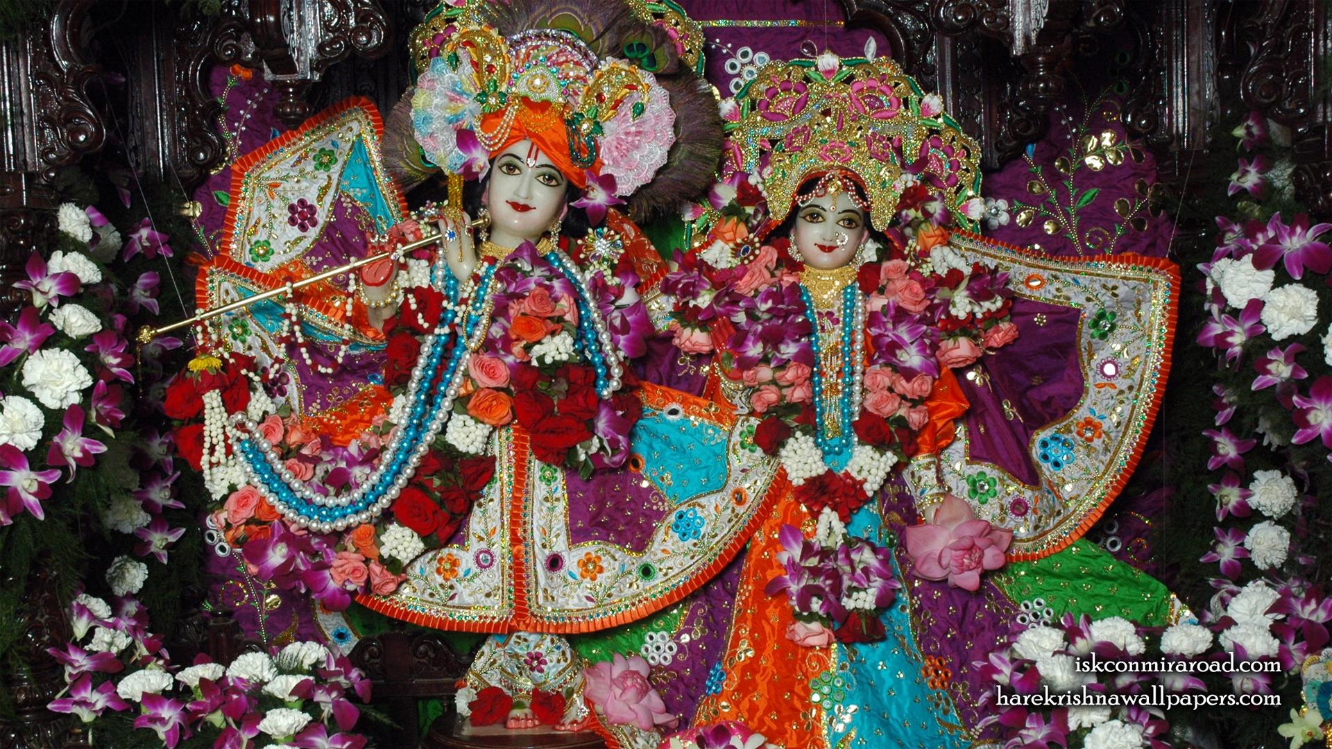 Sri Sri Radha Giridhari Wallpaper (016) Size 1920x1080 Download