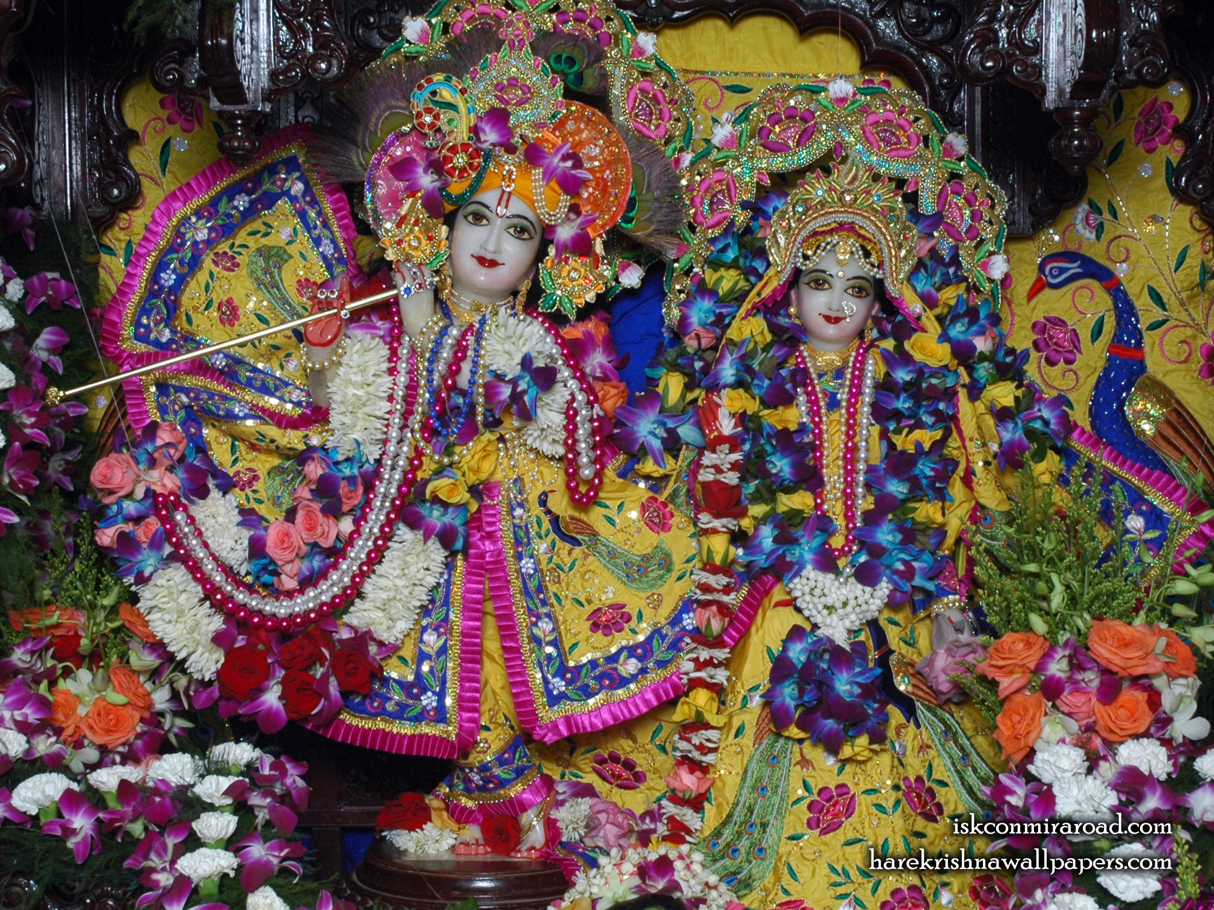 Sri Sri Radha Giridhari Wallpaper (017) Size 2400x1800 Download