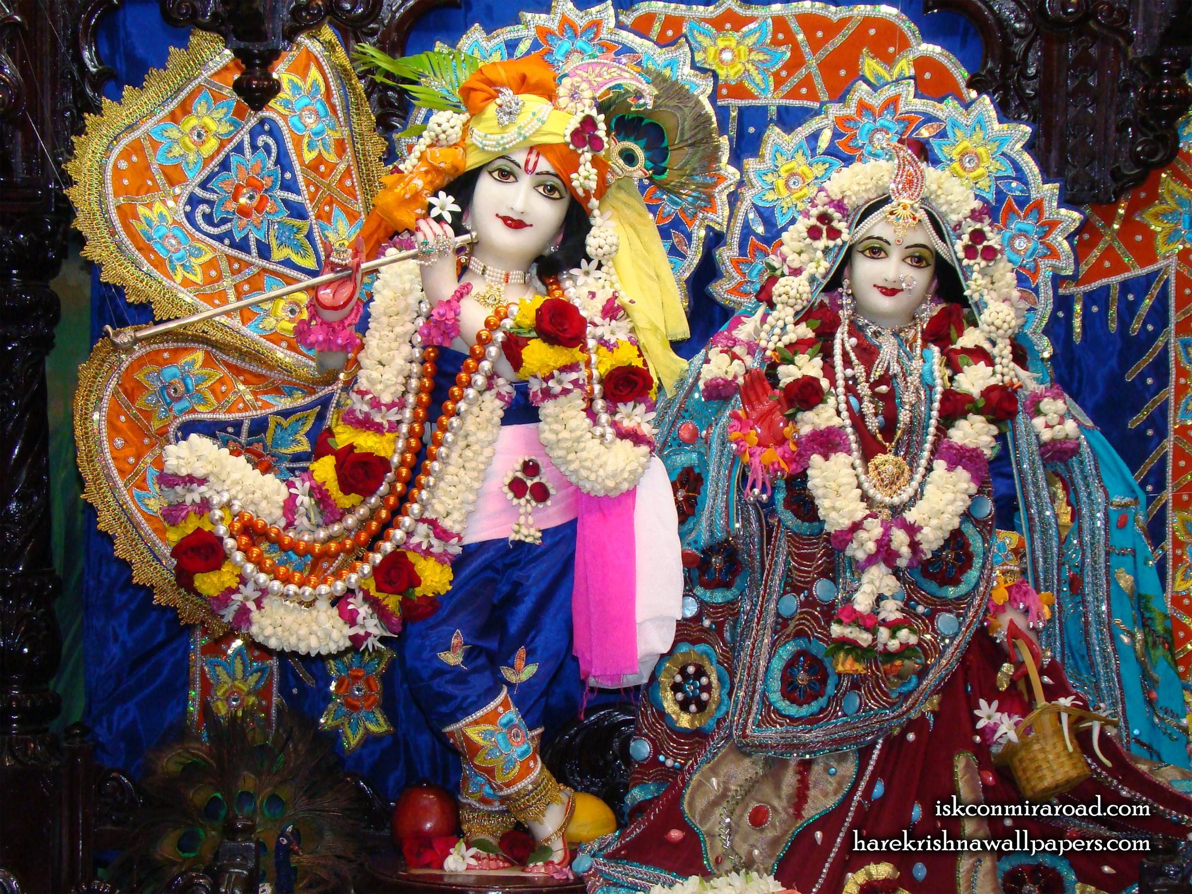 Sri Sri Radha Giridhari Wallpaper (018) Size 2400x1800 Download