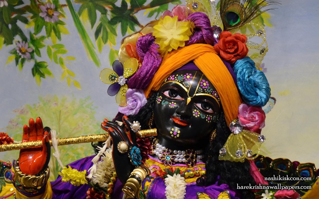 Sri Madan Gopal Close up Wallpaper (001) Size 1280x800 Download