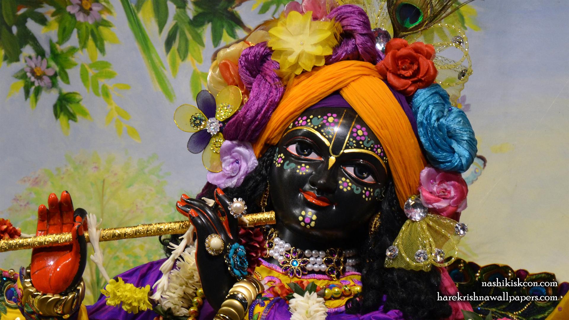 Sri Madan Gopal Close up Wallpaper (001) Size 1920x1080 Download