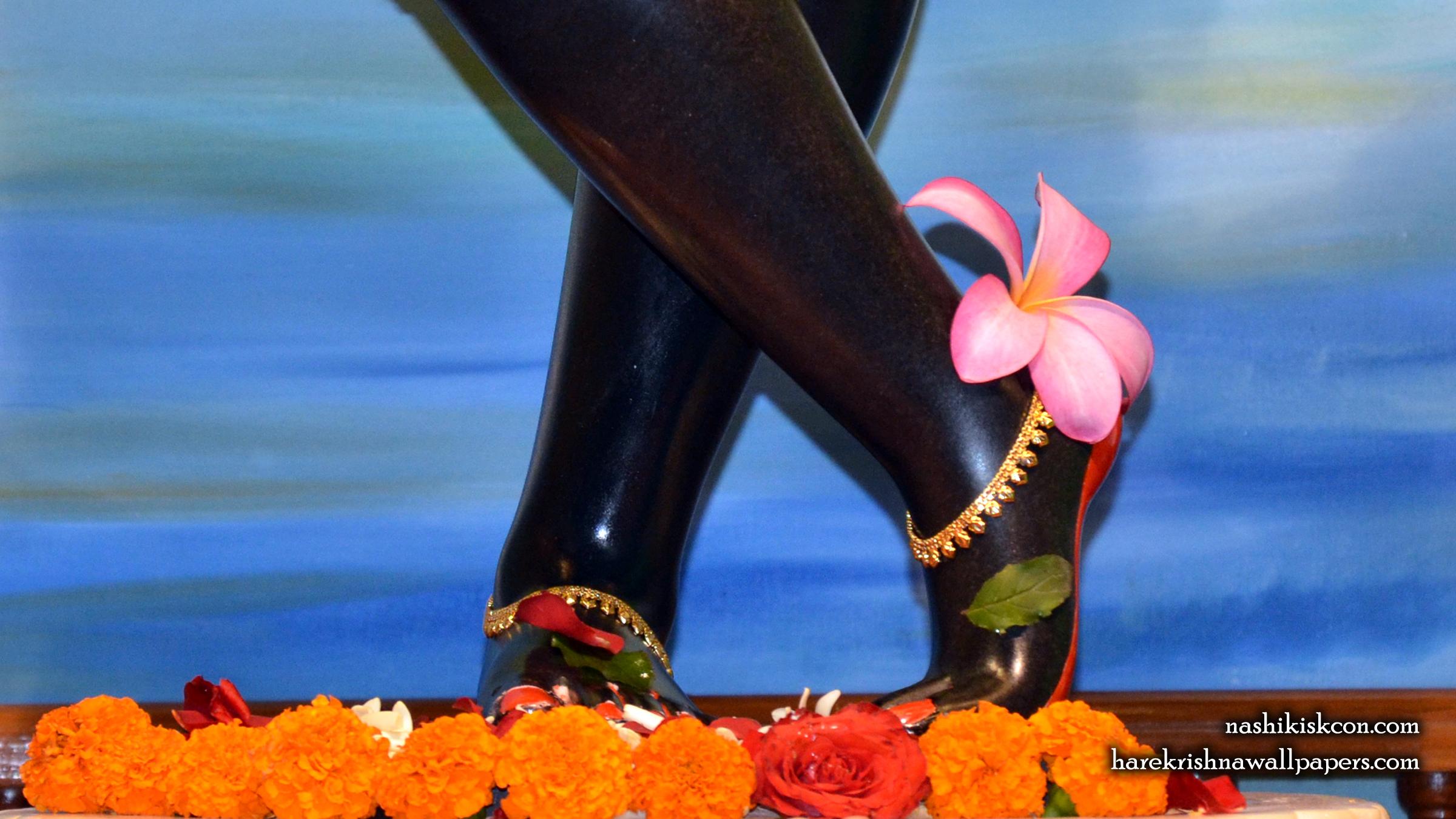 Sri Madan Gopal Feet Wallpaper (001) Size 2400x1350 Download