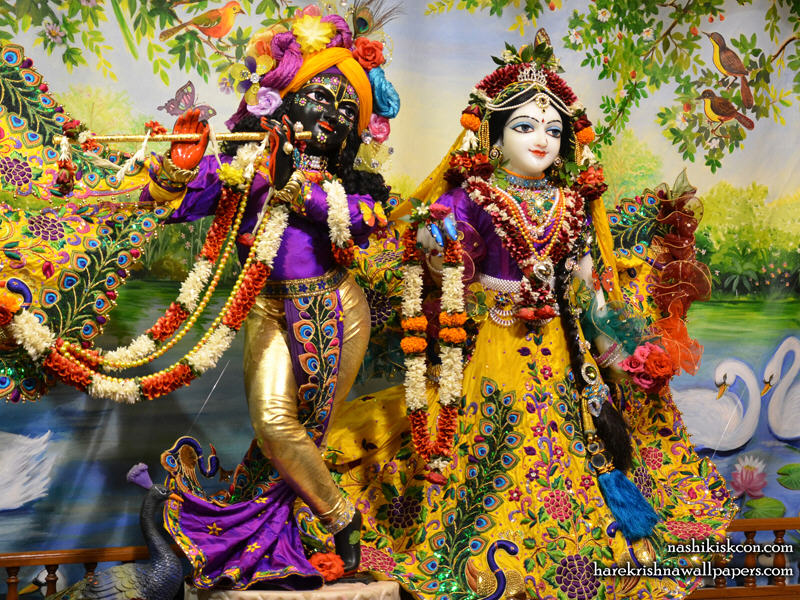 Sri Sri Radha Madan Gopal Wallpaper (001)