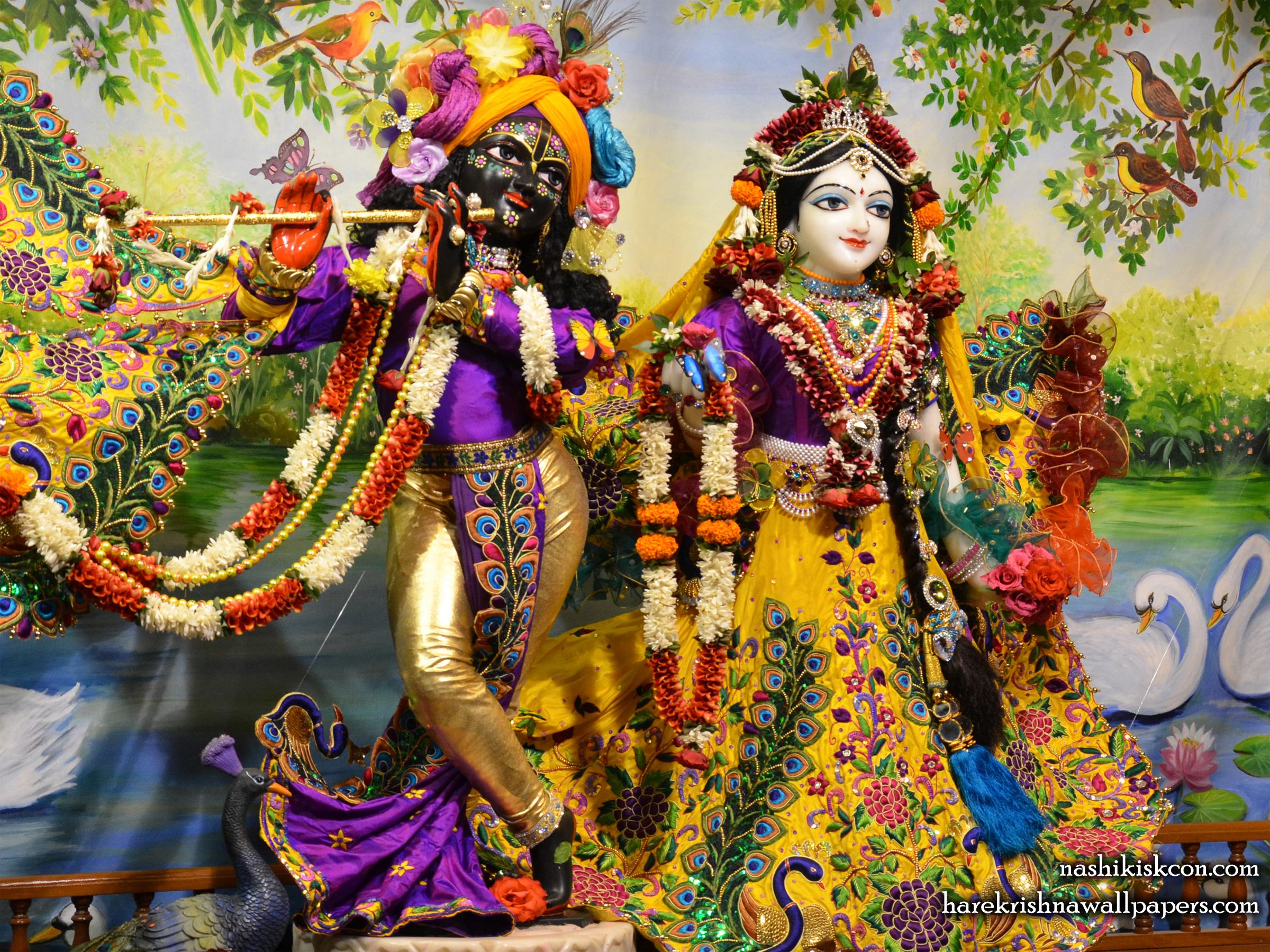 Sri Sri Radha Madan Gopal Wallpaper (001) Size 2400x1800 Download