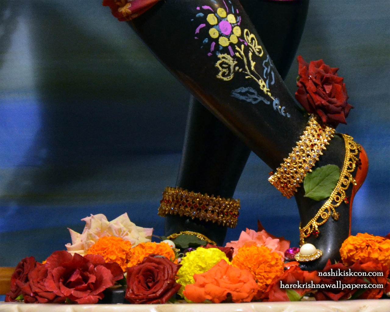Sri Madan Gopal Feet Wallpaper (002) Size 1280x1024 Download