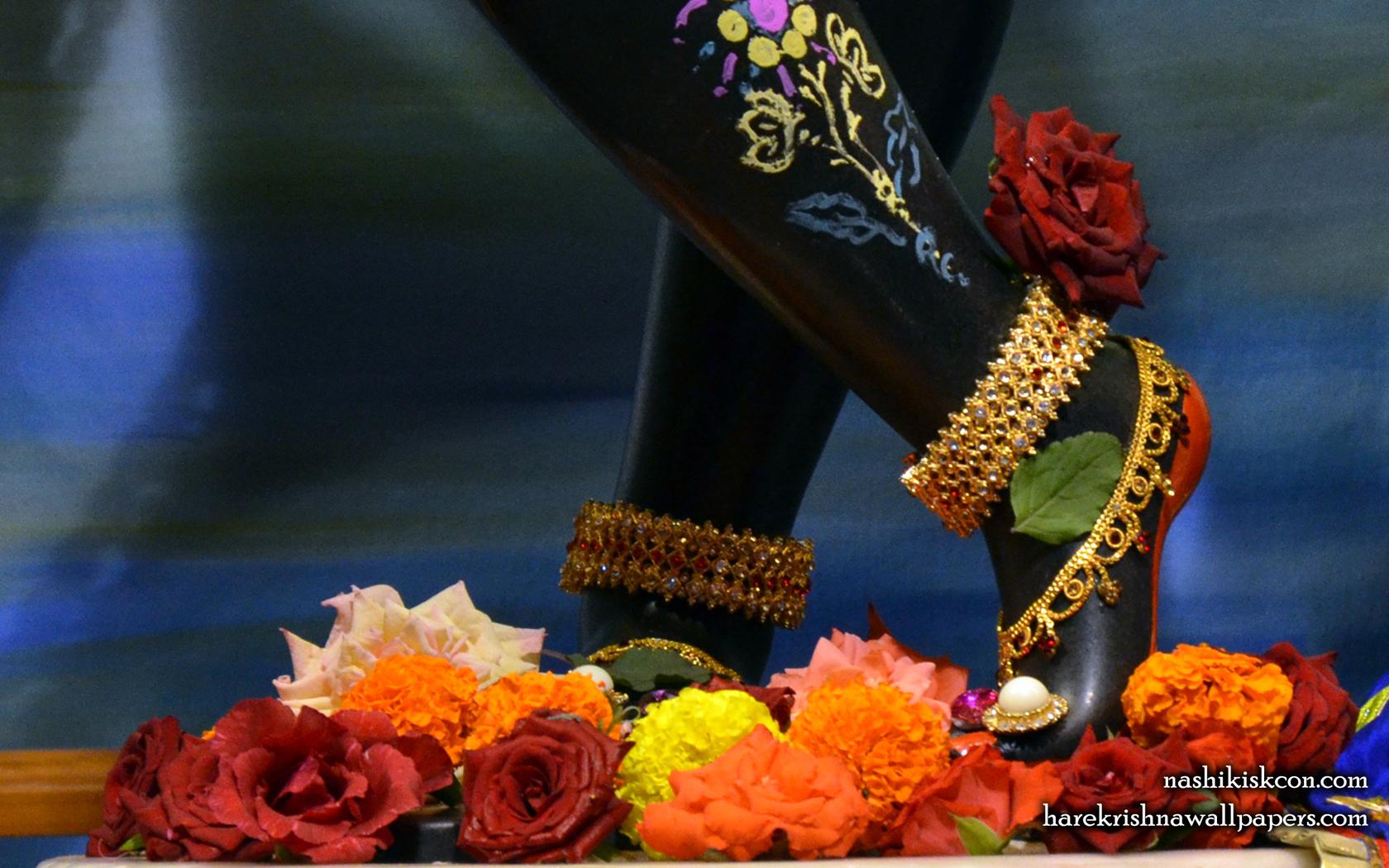 Sri Madan Gopal Feet Wallpaper (002) Size 1680x1050 Download
