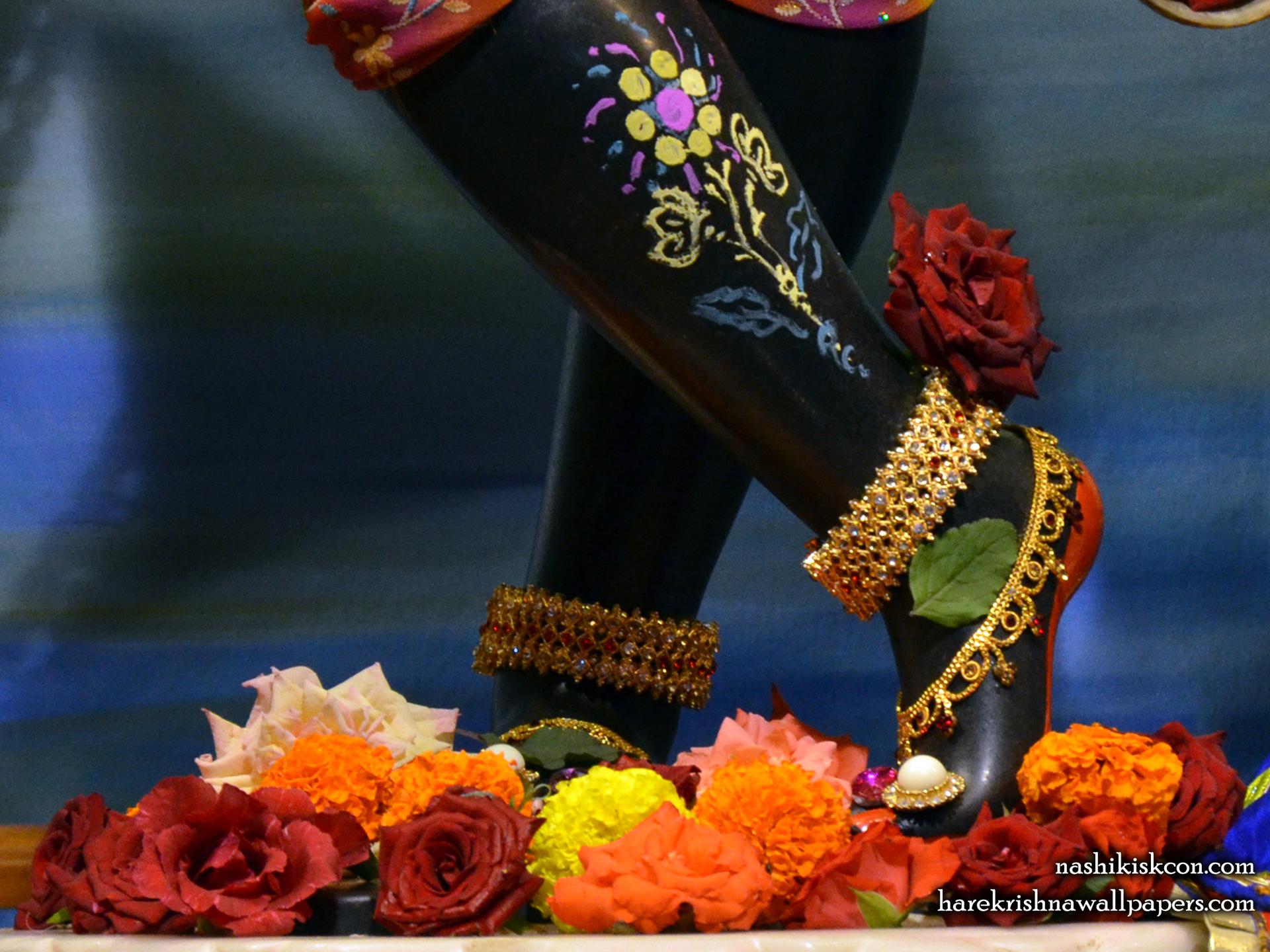 Sri Madan Gopal Feet Wallpaper (002) Size 1920x1440 Download